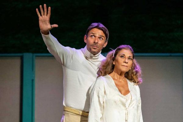 La fuerza del cariño - Teatro Olympia