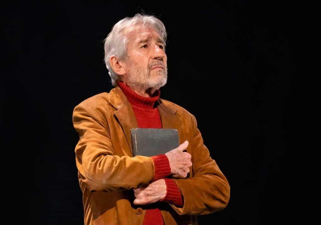 José Sacristán en el Teatro Olympia