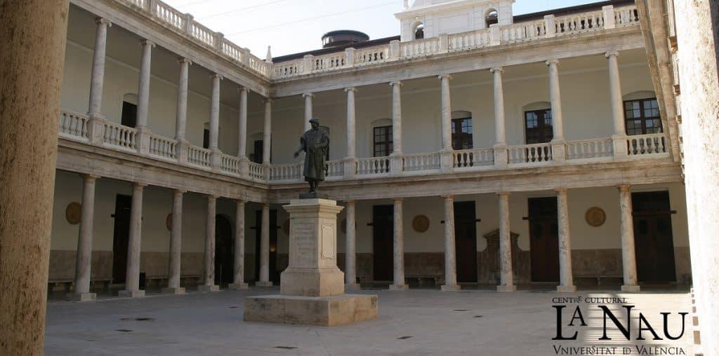 Visitas gratis a La Nau de València