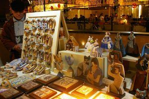 Mercadillo de Reyes de El Cabanyal