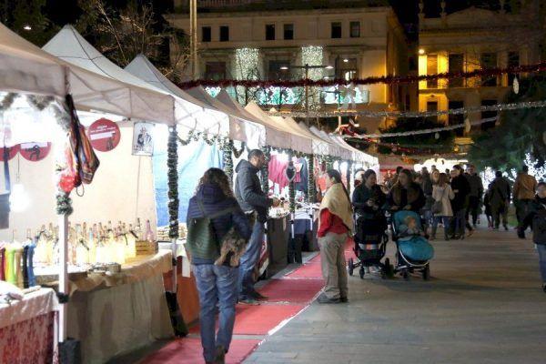 Mercado de Reyes en Sagunto