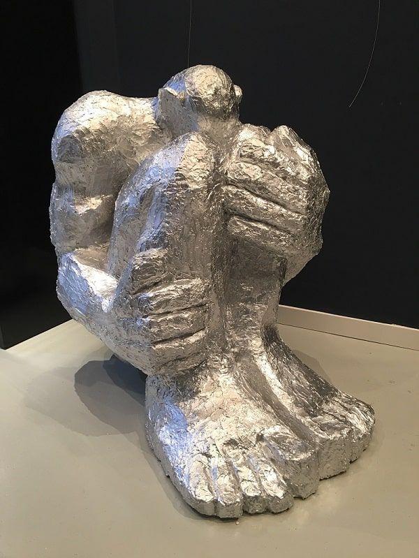 Esculturas de Moisés Gil