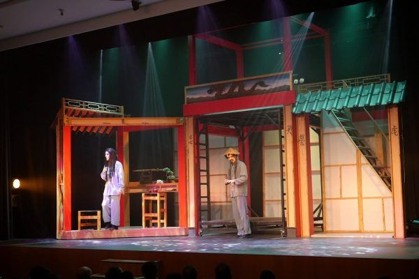 Mulán, el musical en Torrent