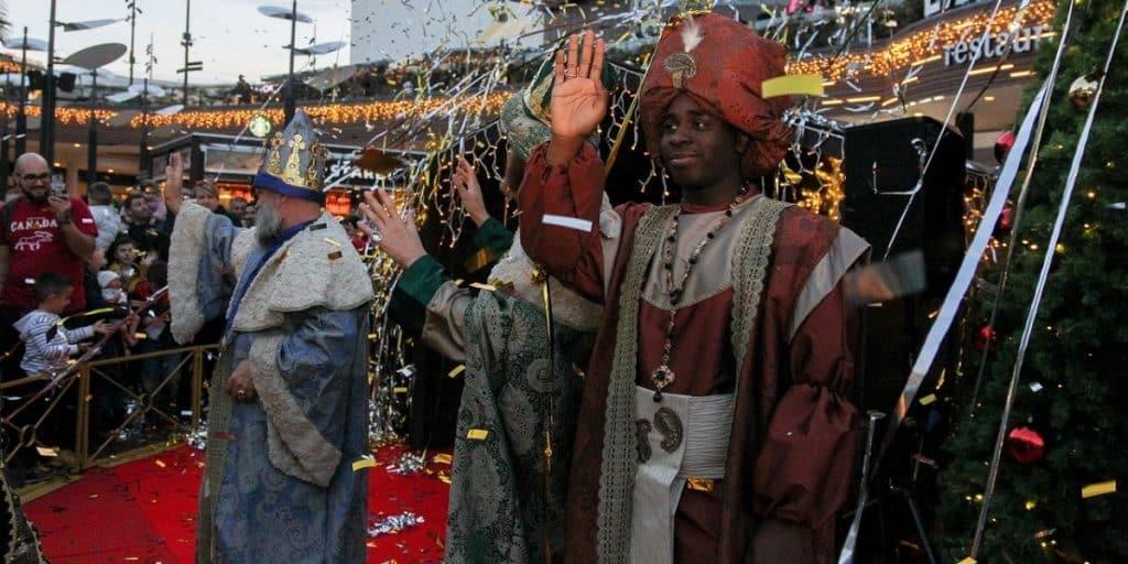 Los Reyes Magos en Bonaire