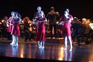 Ritterballet por la Orquesta de València