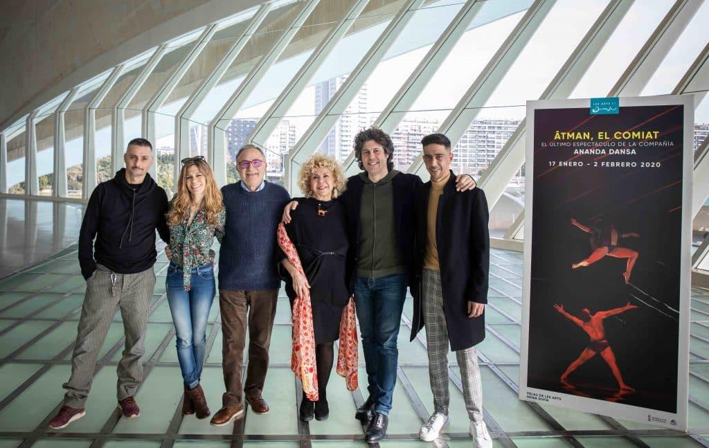 Ananda Dansa Palau de les Arts València