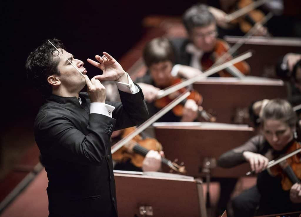 Andrés-Orozco Miura Palau de la Música València