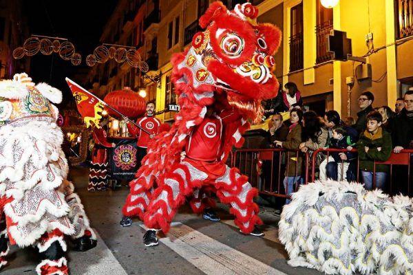 Año Nuevo Chino en València