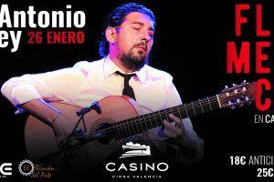 Antonio Rey - Casino Cirsa València