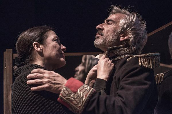 El coronel no tiene quien le escriba - Teatro Olympia València