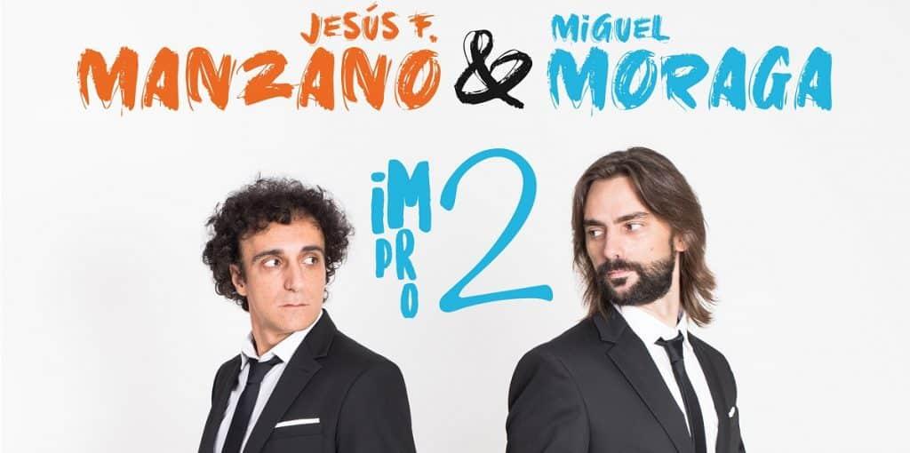 Jesús Manzano y Miguel Moraga