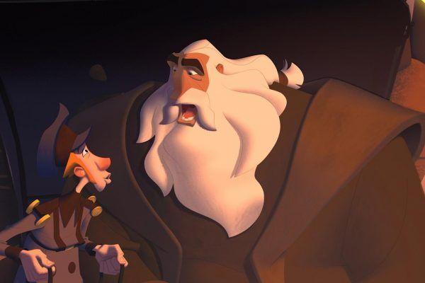 Klaus - nominada al Oscar a Mejor Película de Animación