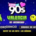 Love The 90s Valencia 2020
