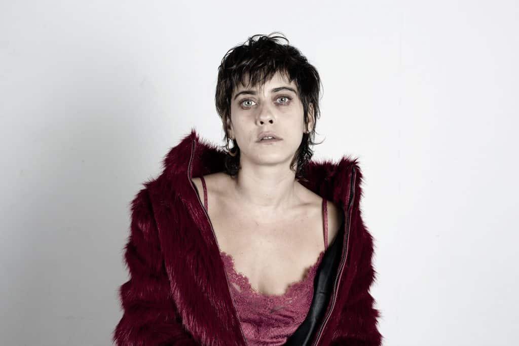María León en 'La pasión de Yerma' en el Palau Altea