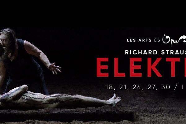 Ópera de Elektra en el Palau de Les Arts
