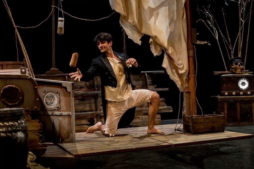 Robinson Crusoe Teatre Escalante València