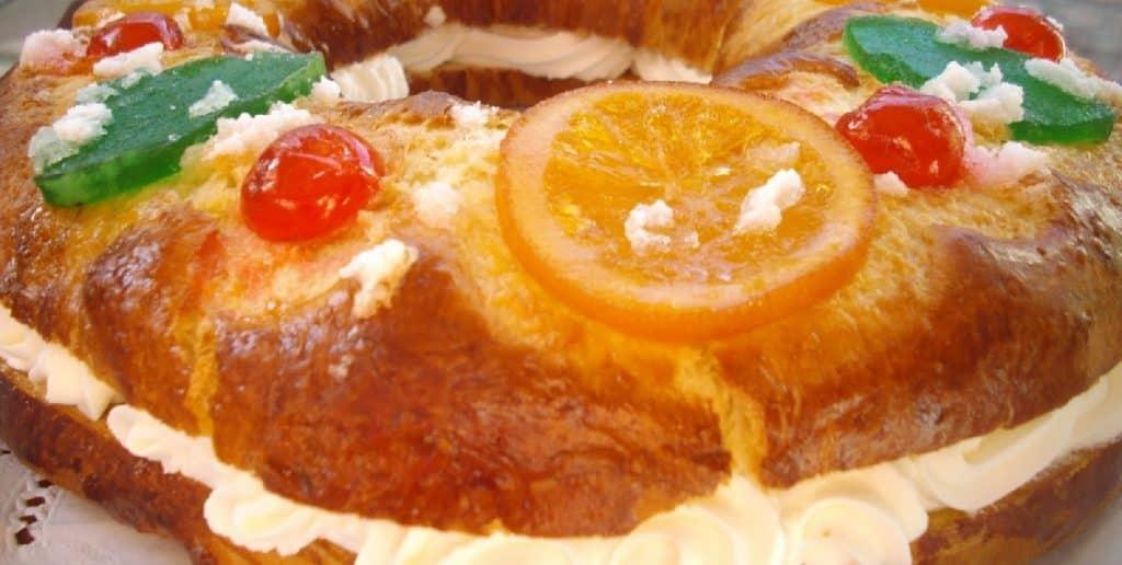 Roscón de Reyes en Utiel