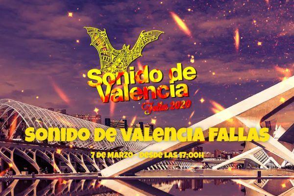 Sonido de Fallas València 2020