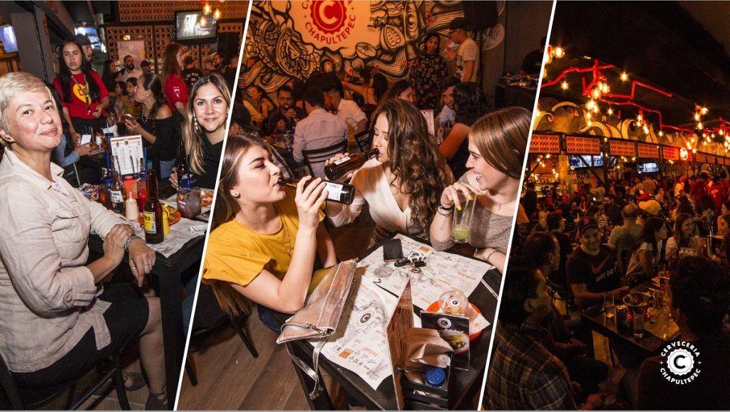 Cervecería Chapultepec en València