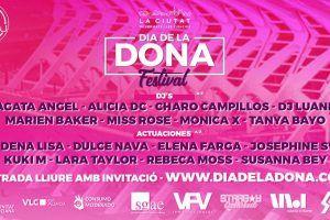Día de la Dona Festival València