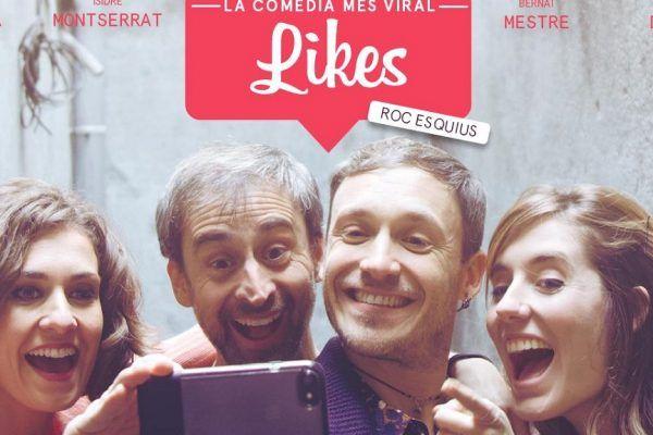 Likes en el Teatre Talia