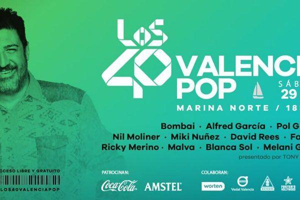 LOS40 Pop València 2020