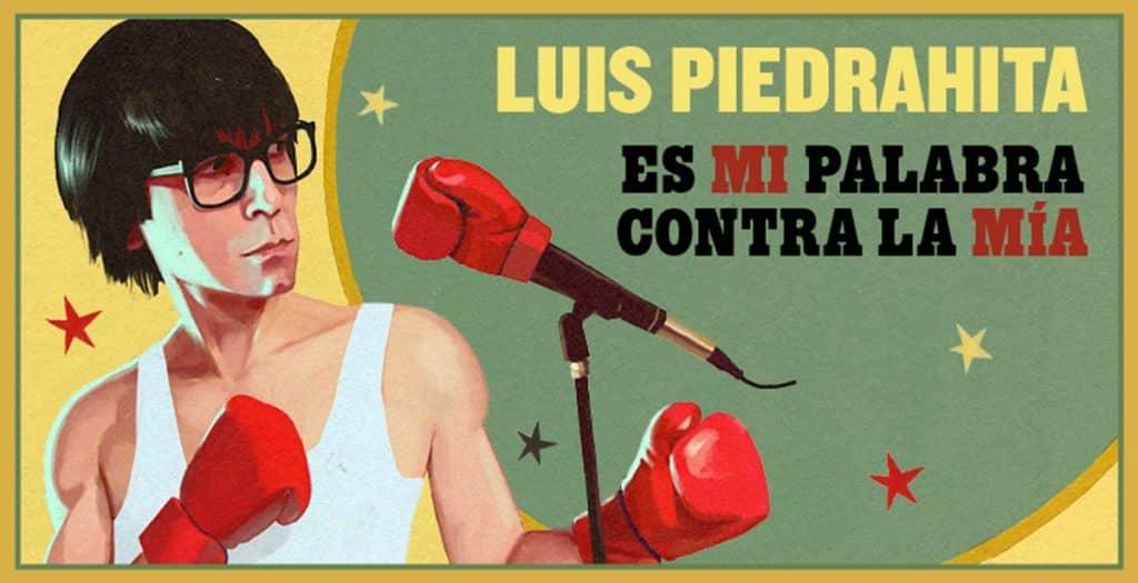 Luis Piedrahita en el Auditori de Torrent