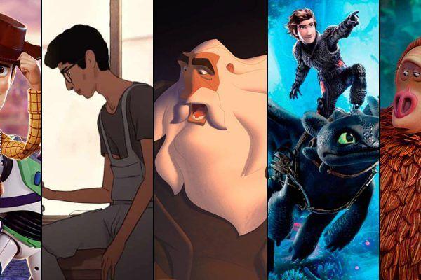 Mejor Película de Animación en los Oscars 2020