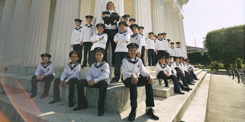Los niños cantores de Viena en València