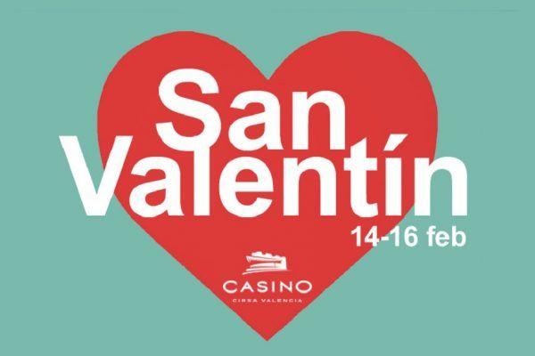 San Valentín en el Casino Cirsa Valencia