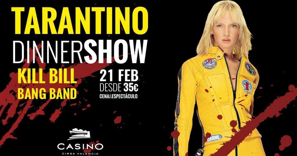 Tarantino Dinner Show en València