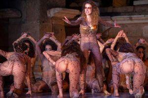 Obra de teatro Las Amazonas online