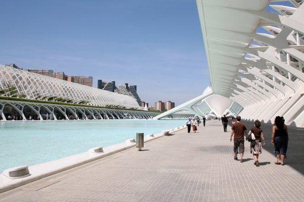 Museo de las ciencias y Hemisferic gratis en València