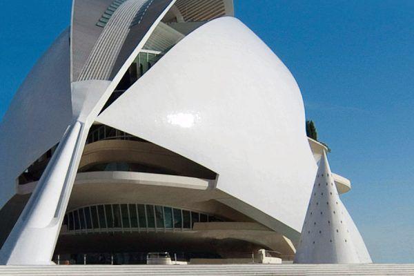 Conciertos y recitales en Les Arts