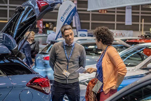 Feria del Vehículo de Ocasión en València