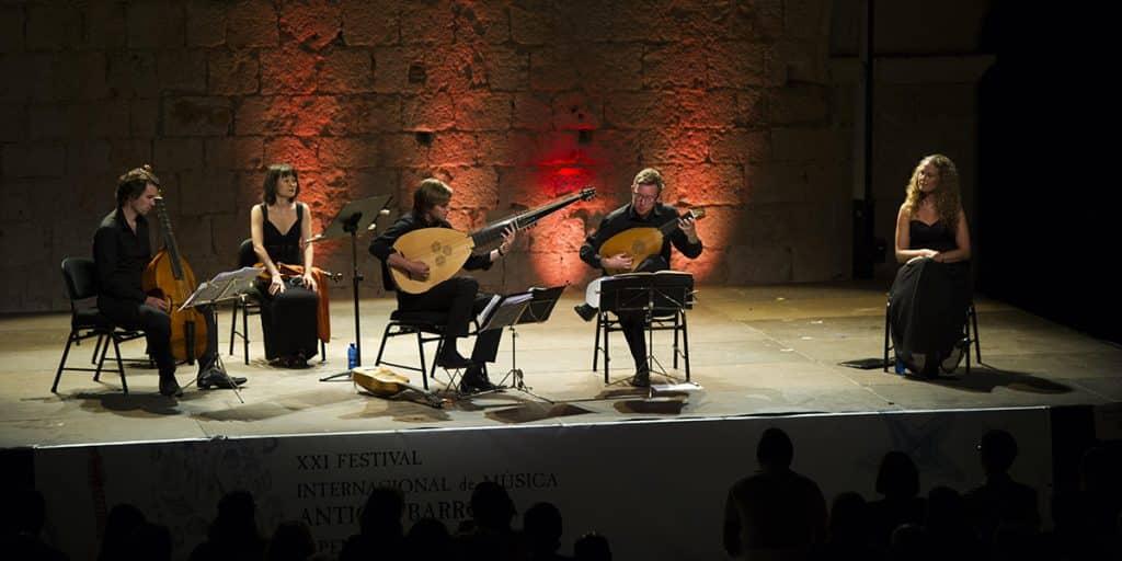 Festival de Música Antigua y Barroca de Peñíscola