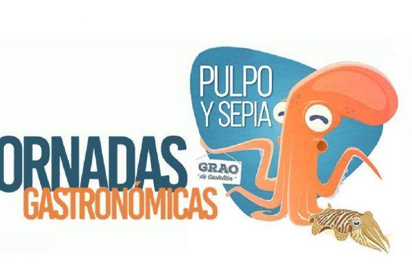 Jornadas Gastronómicas de Pulpo y Sepia en Castellón