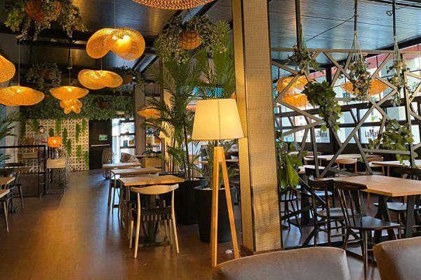 Restaurante La Mafia en el CC Gran Vía de Alicante