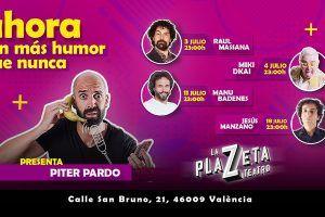 Monólogos en el Teatro La PlaZeta