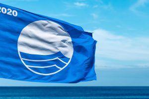 Playas de València con banderas azules