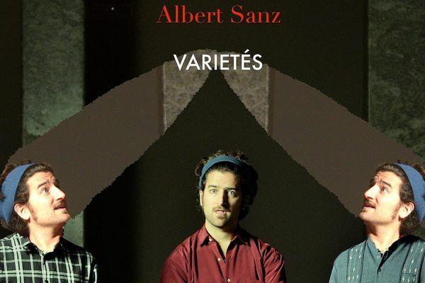 Albert Sanz en Varietés en Matisse Club