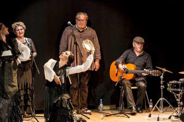Que flamenca sóc en el Teatre Talia