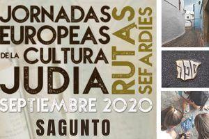 Jornadas Europeas de la Cultura Judía 2020 en Sagunto
