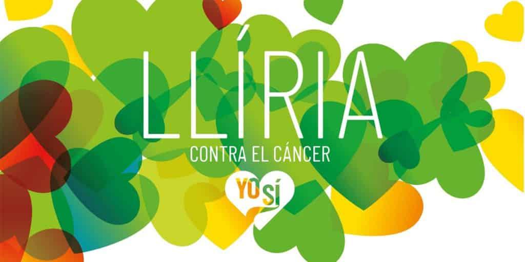 Llíria contra el cáncer 2020