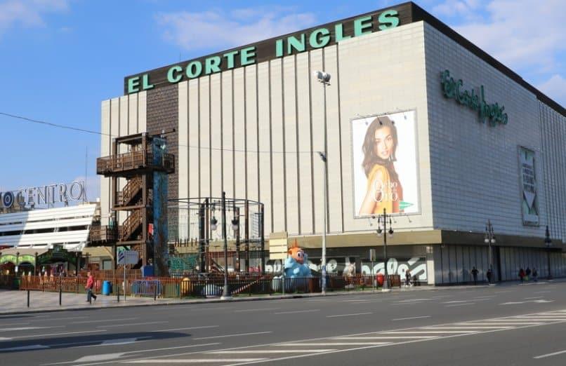 El Corte Inglés de Nuevo Centro