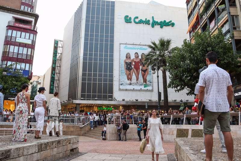 El Corte Inglés Pintor Sorolla - Colón