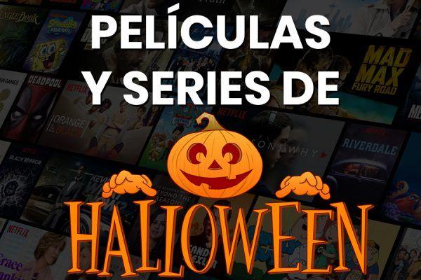 películas y series halloween