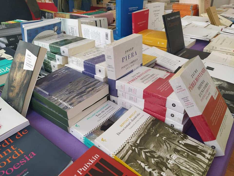 Plaça del Llibre