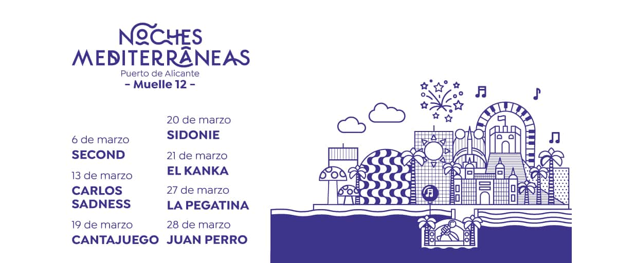 Noches Mediterráneas de Alicante 2021