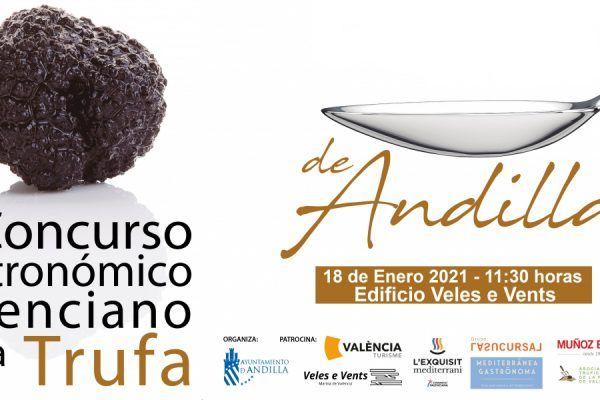 Concurso Gastronómico de la Trufa de Andilla